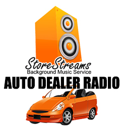StoreStreams Business Music & Messaging Service